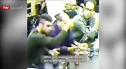 کلیپ جنجالی پخش شده از نظامی اسرائیلی با حضور دکتر عباسی در برنامه عصر
