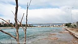 رودخانه زیبای دز