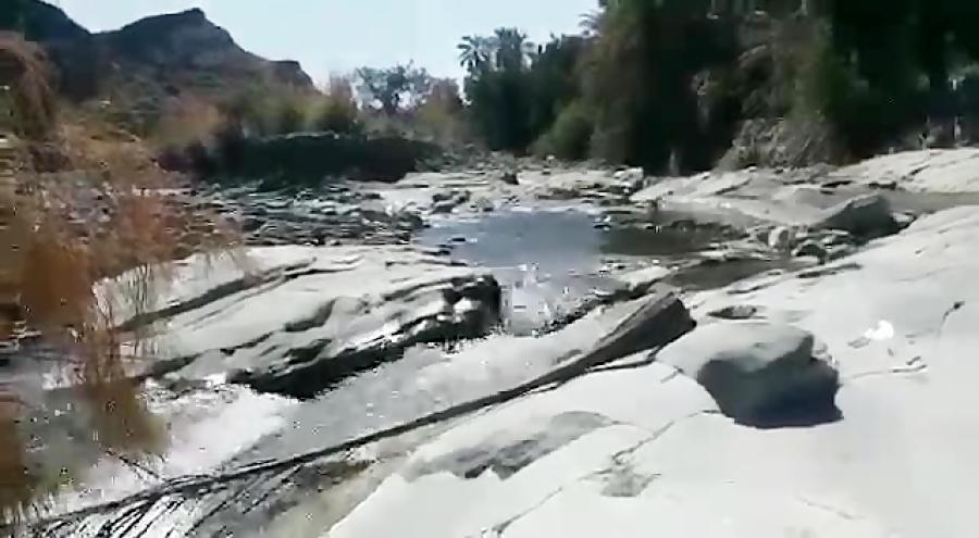 رودخانه زیبای توسک( روستای پوم)