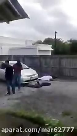 اولین فیلم از داخل مسجد النور نیوزیلند پس از تیراندازی