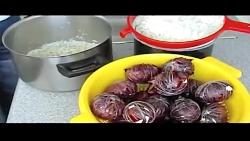 ویژه عید نوروز - رنگ کردن تخم مرغ برای سفره هفت سین به روش سنتی
