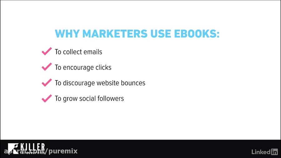 دوره کمپین تبلیغاتی - وقتی و چگونه از کتابها استفاده کنید...