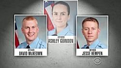 کشته شدن پلیس زن آمریکایی در اولین روز کاری اش