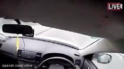 فيلم کامل حمله وحشيانه به مسجد در نيوزلند | هشدار! فیلم حاوی صحنه های دردناک است