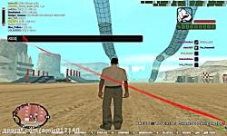 آموزش گرفتن ماشین و زدن رمز GOD MOD در سرور آنلاین ULF جی تی ای 5