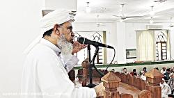 شیخ عبدالرحیم خطیبی قسمت دوم خطبه ۲۴ اسفند ۹۷