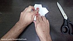 کاردستی جادویی برای روز پدر