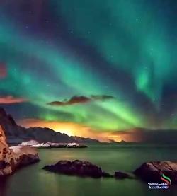 تصاویری ببینید از شفق قطبی که تو یوتیوب ۵۰۰ میلیون ویو خورده ...