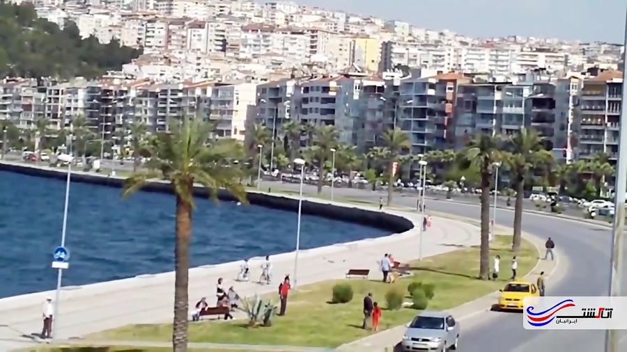 Points of interest of Izmir, Turkey ( Atagasht )