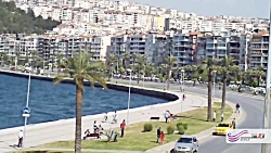 Points of interest of Izmir, Turkey ( Atagasht )