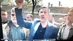 جدل ی احمدی نژادی با مشایی و بقایی در سالگرد زندانی شدنشان *نصیری از قرچک