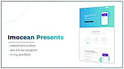 پروژه آماده افترافکت معرفی سایت - Modern Website Presentation