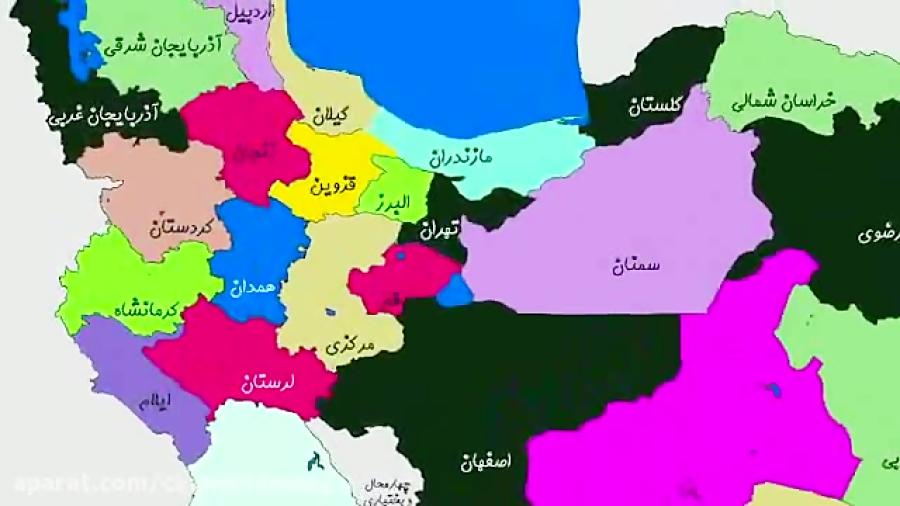 آشنایی با جاذبه های گردشگری استان اردبیل