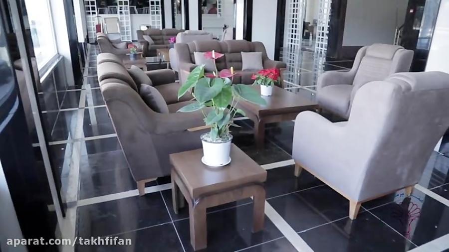 اقامتی دلنشین در هتل پرشیا
