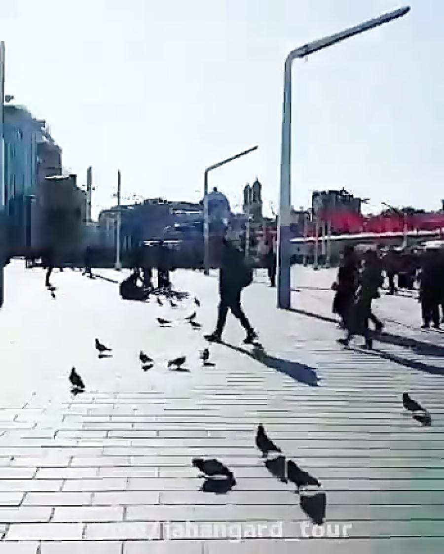 استانبول، میدان تکسیم
