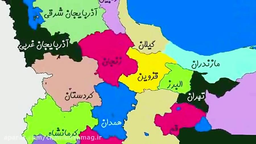آشنایی با جاذبه های گردشگری استان زنجان
