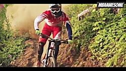 دوچرخه سواری کوهستان: فرود از تپه و سواری آزاد 2015