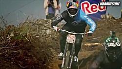 دوچرخه سواری کوهستان: فرود از تپه و سواری آزاد عالیه!