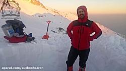 نکات اولیه کوهنوردی در فصل زمستان(قسمت سوم)