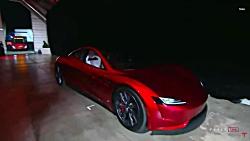 خلاصه مراسم رونمایی خودروی تسلا مدل Y در 8 دقیقه