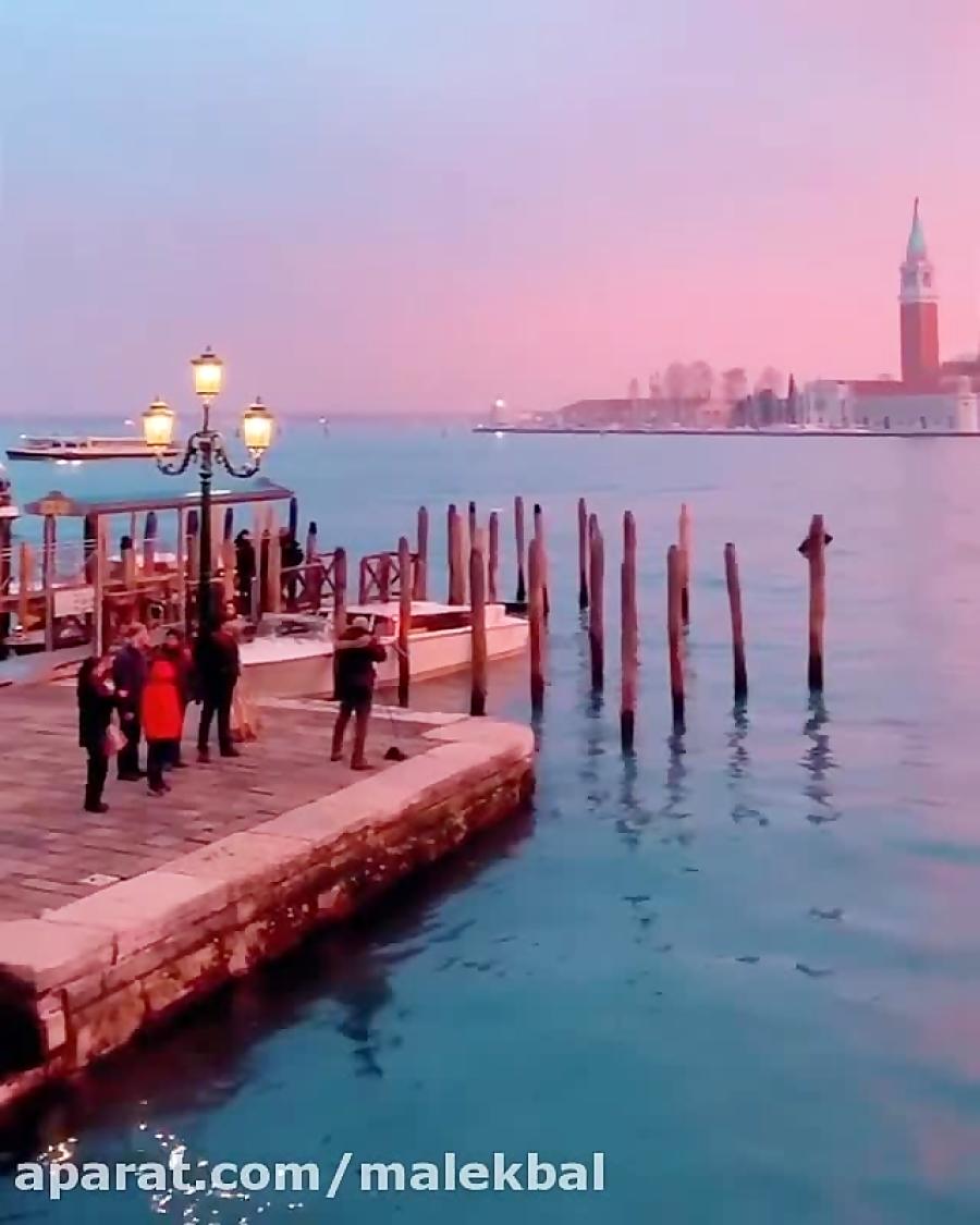 ملک بال | شب های ونیز - ایتالیا ...