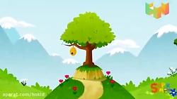 شعر و ترانه کودکانه انگلیسی : زنبور ها و جهت ها