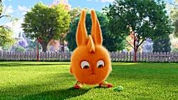 کارتون و انیمیشن خنده دار شاد کودکانه - خرگوش های آفتابی - قسمت 110