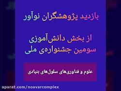 بازدید از جشنواره ملی ع...