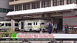 گزارش تکمیلی از حمله تروریست ها به مسجد النور نیوزلند