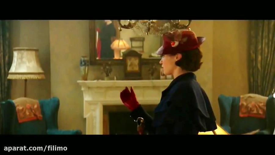 آنونس فیلم سینمایی «مری پاپینز برمی گردد»