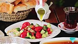 Turkey BreakFast - صبحانه های جذاب ترکیه