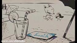 انیمیشن داستانی سفر نوروزی «روباه و زاغ 2018»
