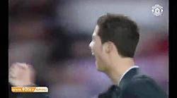 10 گل برتر منچستریونایتد در مرحله یک چهارم نهایی جام حذفی انگلیس