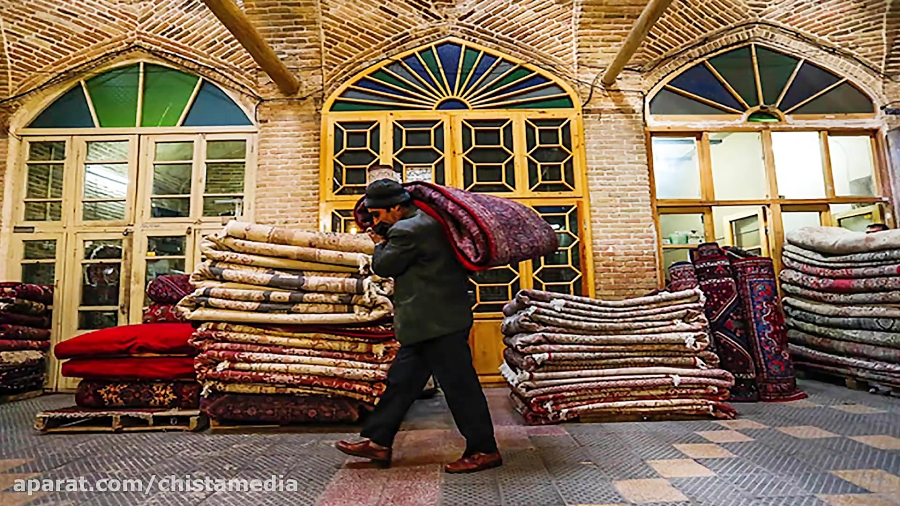 Iranian Carpet Workshop