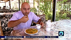 Press TV report of Sohan toffee ,Iranian sweet toffee