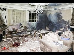 اولین قربانی چهارشنبه سوری +15 | با جان خود بازی نکنید