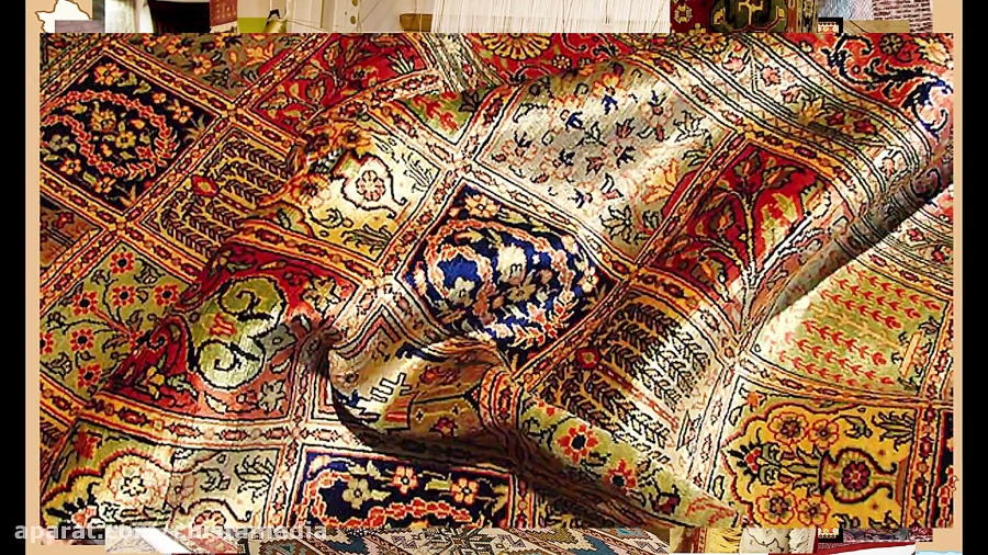 Iranian Carpet Story