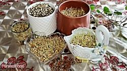 طرز تهیه سبزه عید نوروز