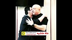 فیلم کامل شوخی منشوری مسعود روشن پژوه با عمو پورنگ - عشقم مادراتون!!