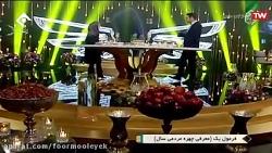 طناز بحری : به ایران برگشتم چون دیدم ظلم بزرگی به مردم ایران می شود