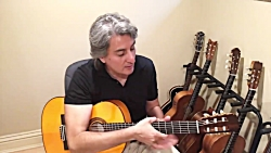 آموزش مقدماتی گیتار - جلسه 3