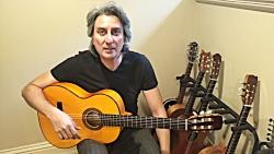آموزش مقدماتی گیتار - جلسه 1