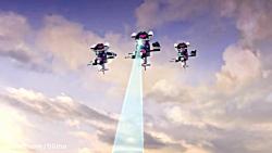آنونس انیمیشن «لگو لیگ عدالت : برخورد کیهانی»