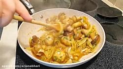لذت آشپزی - طرز تهیه خور...