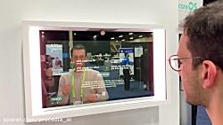 آینه هوشمند Care OS مراقب ...