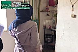 نمایه فعالیت های تیم های گروه جهادی ایقان در اردوی یاسوج
