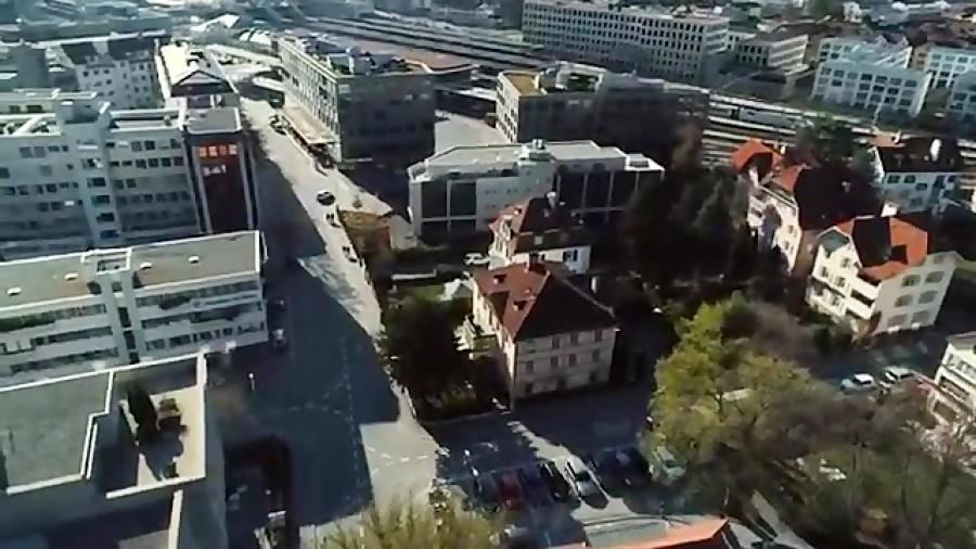 شهر CHUR - کشور سوئیس