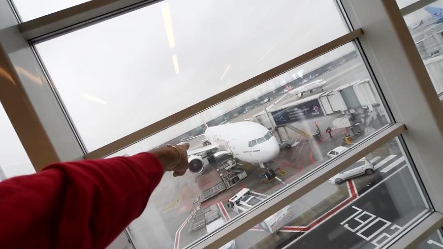 داخل کابین فرست کلاس هواپیمایی امارات چگونه است؟