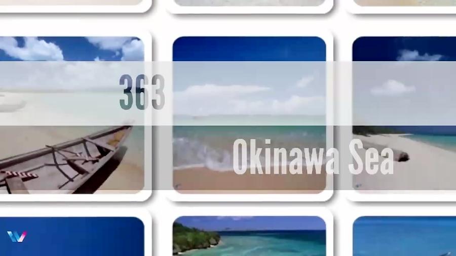 363- دریای اوکیناوا