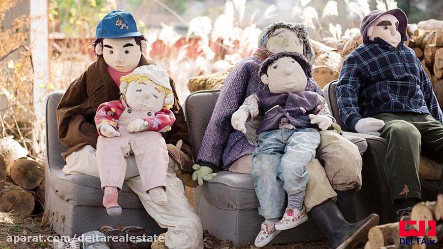 ناگورو، روستای عروسکی در ژاپن